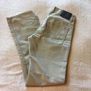 Levi's 511 Slim Fit Khaki Jeans